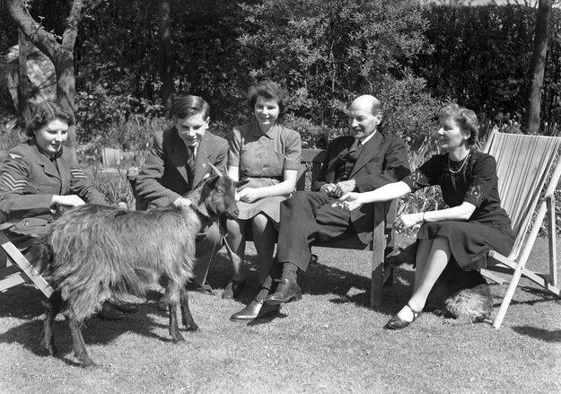 Clement Attlee family