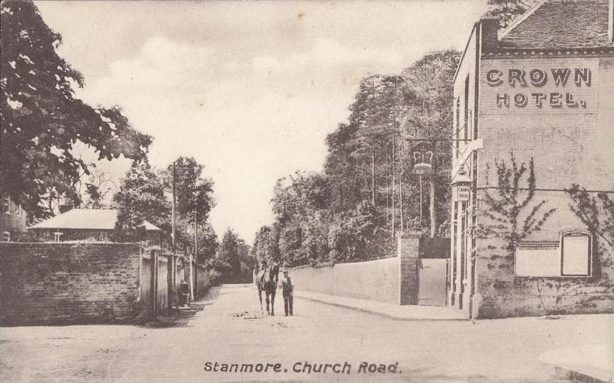 Pubs of Stanmore